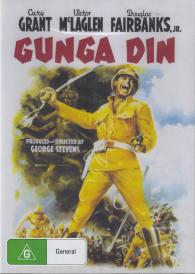 Gunga Din – Cary Grant DVD