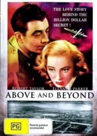 Above and Beyond – Robert Taylor DVD