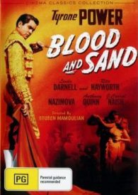 Blood and Sand – Tyrone Power DVD