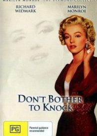 Don't Bother to Knock – Marilyn Monroe DVD
