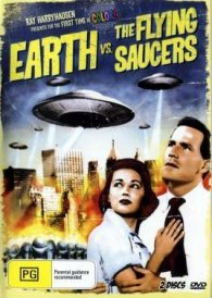 Earth vs. the Flying Saucers – Hugh Marlowe DVD
