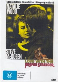 Love with the Proper Stranger – Natalie Wood DVD