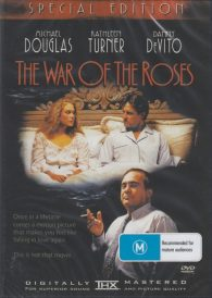 The War of the Roses – Michael Douglas DVD