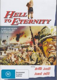 Hell to Eternity – Jeffrey Hunter DVD