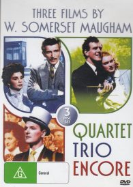 Three Films by W. Somerset Maugham -DVD