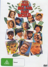 It's a Mad Mad Mad Mad World – Spencer Tracy DVD