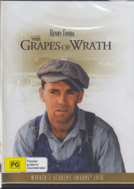 The Grapes of Wrath – Henry Fonda DVD