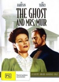 The Ghost and Mrs. Muir –  Rex Harrison DVD