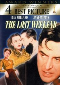 The Lost Weekend – Ray Milland DVD