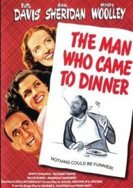 The Man Who Came to Dinner – Bette Davis DVD