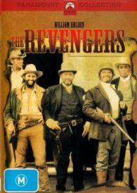 The Revengers – William Holden DVD