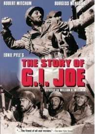The Story of G.I. Joe – Robert Mitchum DVD