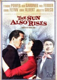 The Sun Also Rises – Errol Flynn DVD