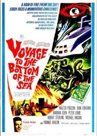 Voyage to the Bottom of the Sea – Walter Pidgeon DVD