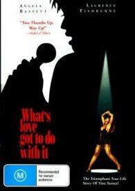 What's Love Got to Do with It –  Angela Bassett DVD