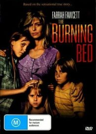 The Burning Bed – Farrah Fawcett DVD