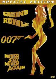 Casino Royale / Never Say Never Again – 2 Movie Set DVD