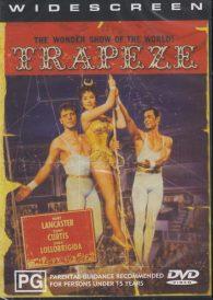 Trapeze – Burt Lancaster DVD