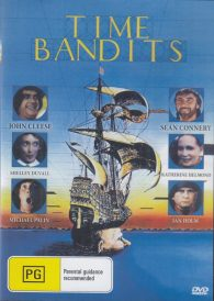 Time Bandits – Sean Connery DVD