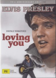 Loving You – Elvis Presley DVD