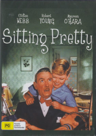 Sitting Pretty –  Robert Young DVD