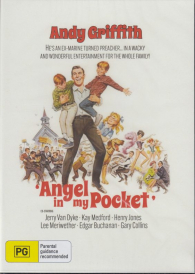 Angel in My Pocket –  Andy Griffith DVD