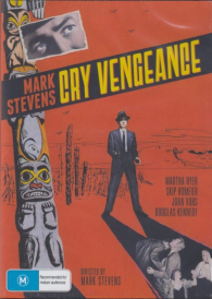 Cry Vengeance –  Mark Stevens DVD