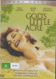 God's Little Acre – Robert Ryan DVD