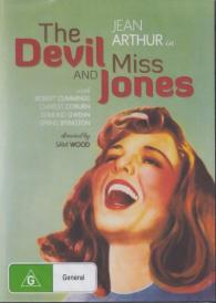 The Devil and Miss Jones – Jean Arthur DVD
