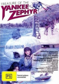 Treasure of the Yankee Zephyr –  Ken Wahl DVD