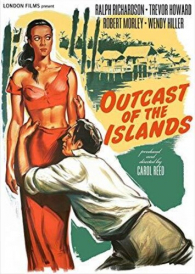 Outcast of the Islands – Ralph Richardson DVD