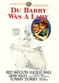 Du Barry Was a Lady – Lucille Ball DVD