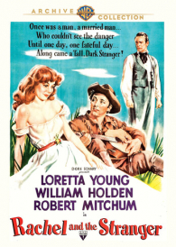 Rachel and the Stranger –  Robert Mitchum DVD