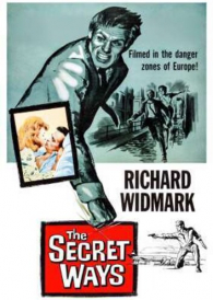 The Secret Ways – Richard Widmark DVD