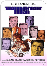 The Midnight Man – Burt Lancaster DVD