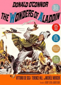 The Wonders of Aladdin – Donald O'Connor DVD