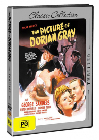 The Picture of Dorian Gray –  George Sanders DVD