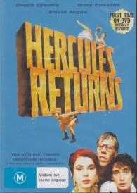 Hercules Returns – Bruce Spence DVD