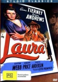 Laura – Gene Tierney DVD