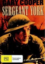 Sergeant York –  Gary Cooper DVD