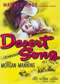 The Desert Song –  Dennis Morgan DVD