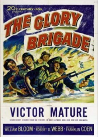 The Glory Brigade – Victor Mature DVD