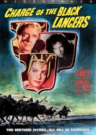 Charge of the Black Lancers –  Mel Ferrer DVD