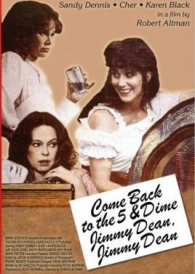 Come Back to the 5 & Dime Jimmy Dean, Jimmy Dean –  Cher DVD