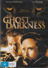 The Ghost and the Darkness –  Michael Douglas DVD