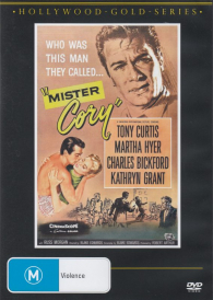 Mister Cory – Tony Curtis DVD