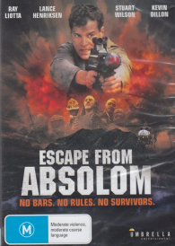 Escape from Absolom – Ray Liotta DVD