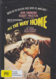 All the Way Home – Jean Simmons DVD