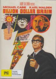Billion Dollar Brain –  Michael Caine DVD