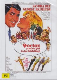 Doctor, You've Got to Be Kidding –  Sandra Dee DVD